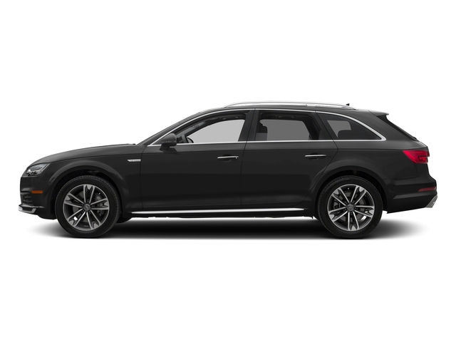Brilliant Black 2017 Audi allroad Pictures allroad Wagon 4D Premium Plus AWD I4 Turbo photos side view