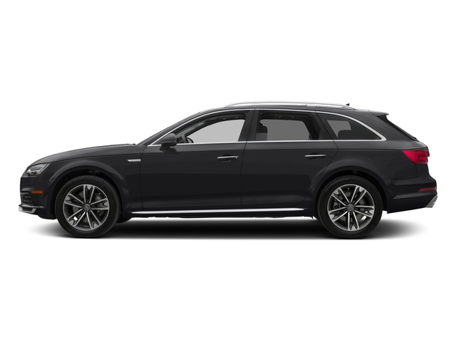 Manhattan Gray Metallic 2017 Audi allroad Pictures allroad Wagon 4D Premium Plus AWD I4 Turbo photos side view
