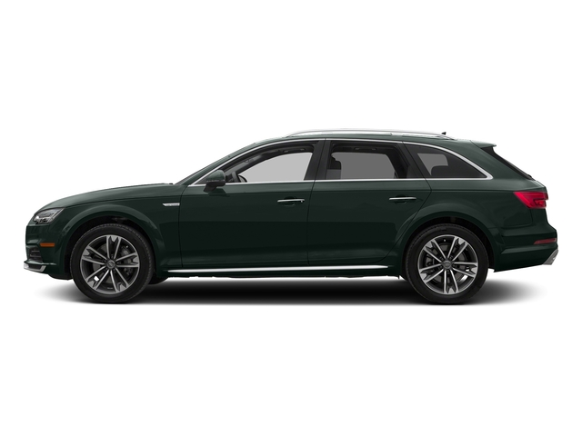 Gotland Green Metallic 2017 Audi allroad Pictures allroad Wagon 4D Premium Plus AWD I4 Turbo photos side view
