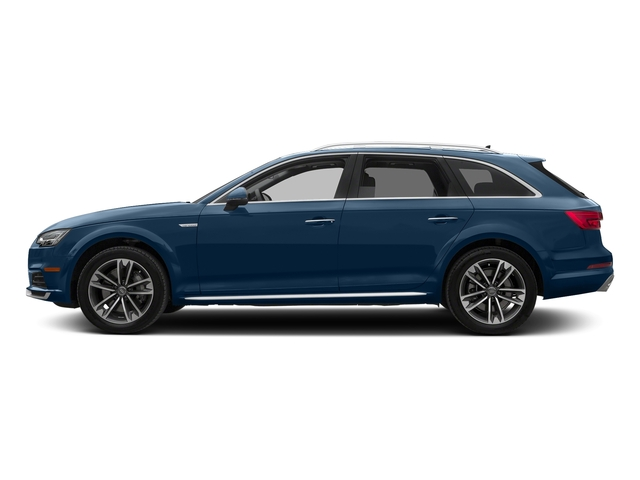 Scuba Blue Metallic 2017 Audi allroad Pictures allroad Wagon 4D Premium Plus AWD I4 Turbo photos side view