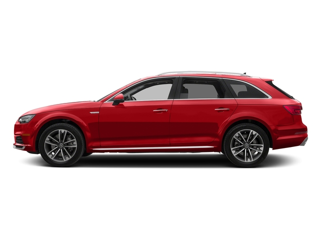 Matador Red Metallic 2017 Audi allroad Pictures allroad Wagon 4D Premium Plus AWD I4 Turbo photos side view