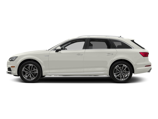 Ibis White 2017 Audi allroad Pictures allroad Wagon 4D Premium Plus AWD I4 Turbo photos side view