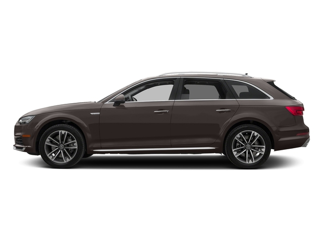 Argus Brown Metallic 2017 Audi allroad Pictures allroad Wagon 4D Premium Plus AWD I4 Turbo photos side view