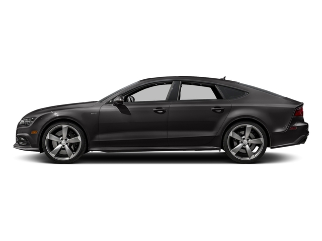 Oolong Gray Metallic 2017 Audi S7 Pictures S7 Sedan 4D S7 Prestige AWD photos side view