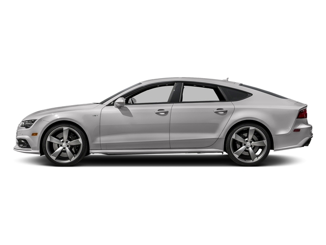 Florett Silver Metallic 2017 Audi S7 Pictures S7 Sedan 4D S7 Prestige AWD photos side view