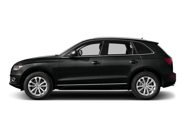 Mythos Black Metallic 2017 Audi Q5 Pictures Q5 Utility 4D 3.0T Premium Plus AWD photos side view