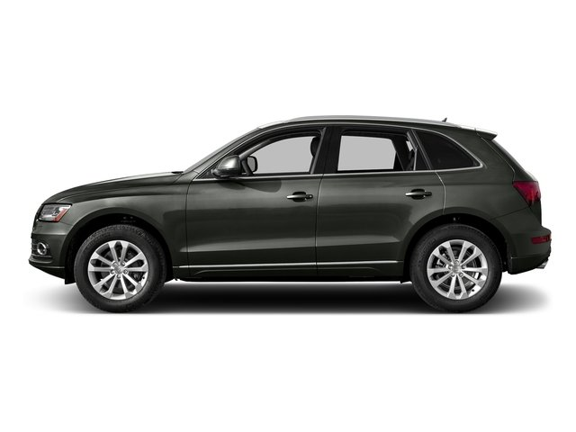 Daytona Gray Pearl Effect 2017 Audi Q5 Pictures Q5 Utility 4D 3.0T Premium Plus AWD photos side view