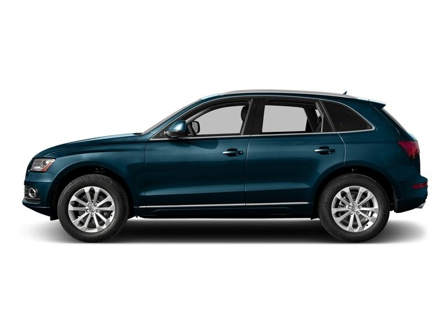 Utopia Blue Metallic 2017 Audi Q5 Pictures Q5 Utility 4D 3.0T Premium Plus AWD photos side view