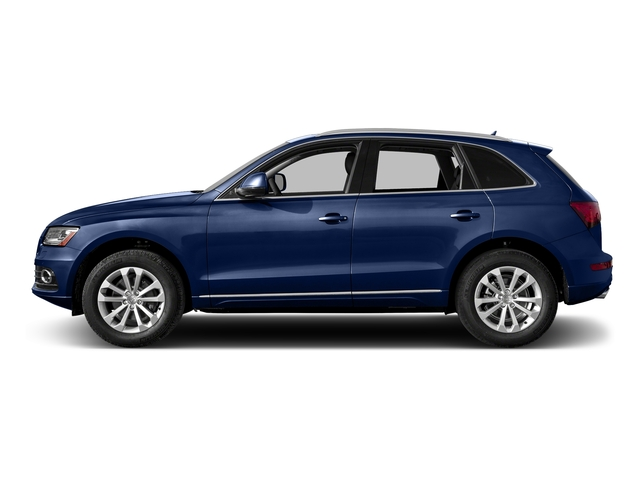 Scuba Blue Metallic 2017 Audi Q5 Pictures Q5 Utility 4D 3.0T Premium Plus AWD photos side view