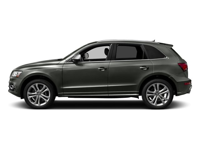 Daytona Gray Pearl Effect 2017 Audi SQ5 Pictures SQ5 Utility 4D Premium Plus AWD V6 photos side view