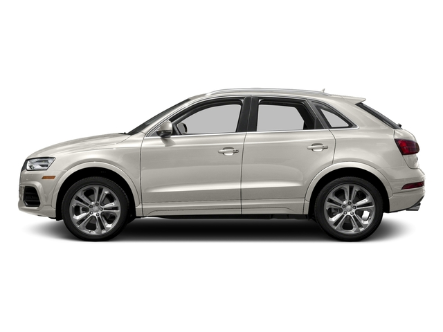 Cortina White 2017 Audi Q3 Pictures Q3 2.0 TFSI Premium quattro AWD photos side view