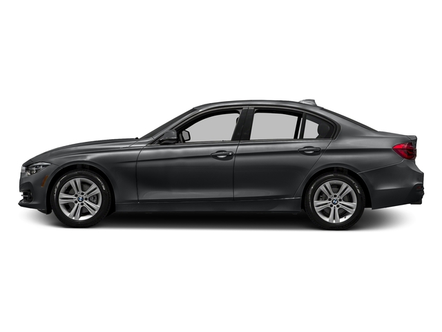 Mineral Gray Metallic 2017 BMW 3 Series Pictures 3 Series Sedan 4D 330i photos side view