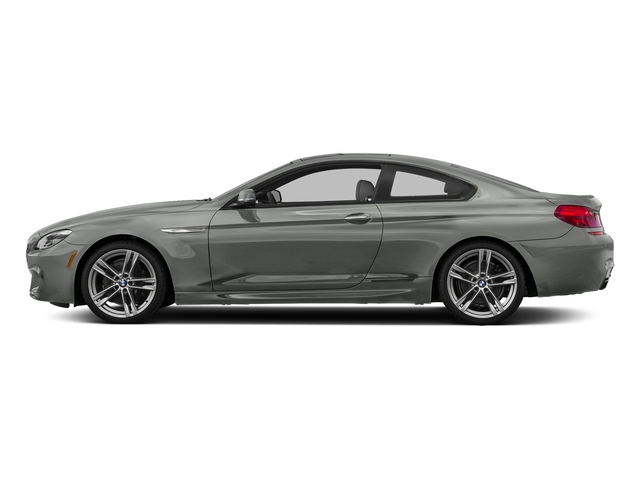 Space Gray Metallic 2017 BMW 6 Series Pictures 6 Series Coupe 2D 650i V8 photos side view