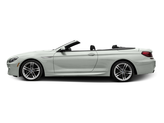 Alpine White 2017 BMW 6 Series Pictures 6 Series Convertible 2D 650i V8 photos side view