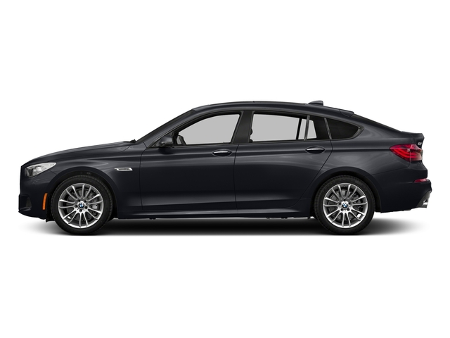 Imperial Blue Metallic 2017 BMW 5 Series Pictures 5 Series Sedan 4D 535xi GT AWD I6 Turbo photos side view