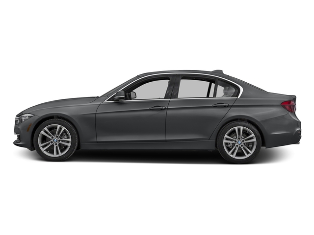 Mineral Gray Metallic 2017 BMW 3 Series Pictures 3 Series Sedan 4D 328d I4 T-Diesel photos side view