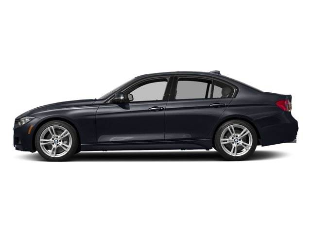 Imperial Blue Metallic 2017 BMW 3 Series Pictures 3 Series Sedan 4D 340i I6 Turbo photos side view