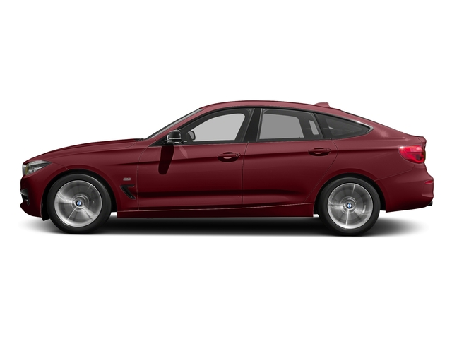 Melbourne Red Metallic 2017 BMW 3 Series Pictures 340i XDrive Gran Turismo Photos Side