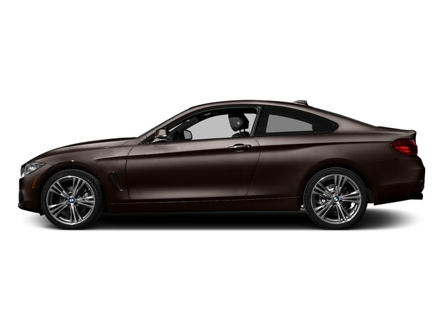 Sparkling Brown Metallic 2017 BMW 4 Series Pictures 4 Series Coupe 2D 430xi AWD I4 Turbo photos side view
