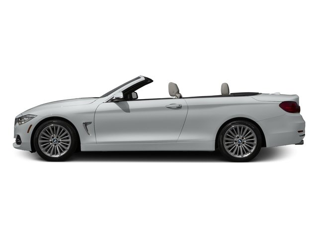 Glacier Silver Metallic 2017 BMW 4 Series Pictures 4 Series Convertible 2D 430i I4 Turbo photos side view