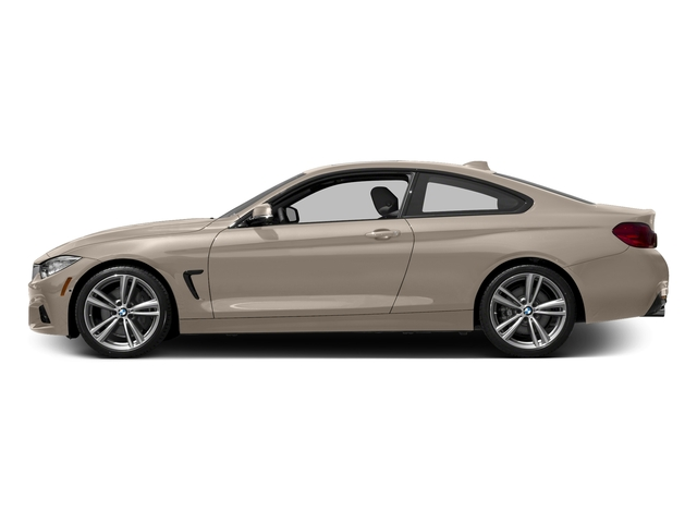 Orion Silver Metallic 2017 BMW 4 Series Pictures 4 Series Coupe 2D 440i I6 Turbo photos side view