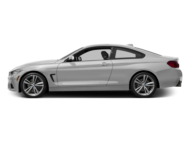 Mineral White Metallic 2017 BMW 4 Series Pictures 4 Series Coupe 2D 440i I6 Turbo photos side view