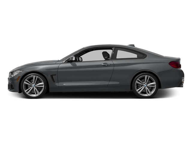 Mineral Gray Metallic 2017 BMW 4 Series Pictures 4 Series Coupe 2D 440i I6 Turbo photos side view
