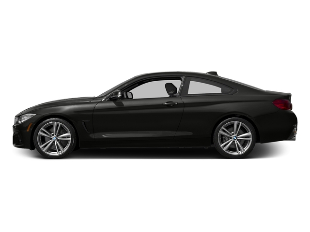 Citrin Black Metallic 2017 BMW 4 Series Pictures 4 Series Coupe 2D 440i I6 Turbo photos side view