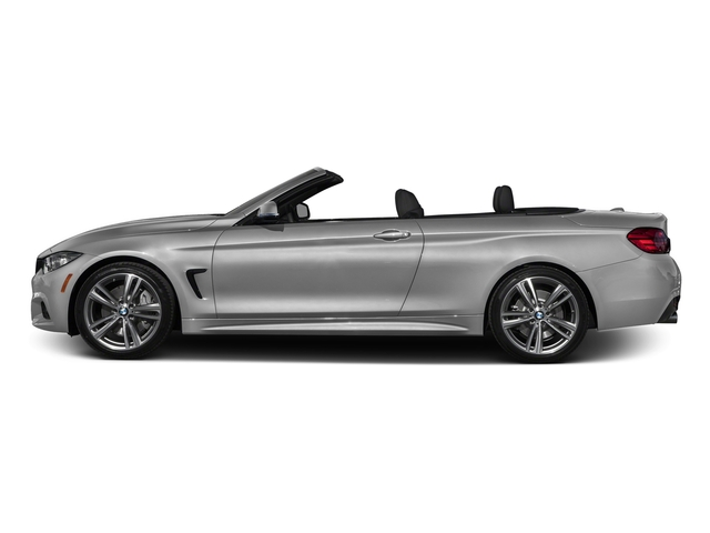 Imperial Blue Metallic 2017 BMW 4 Series Pictures 4 Series Convertible 2D 440i I6 Turbo photos side view