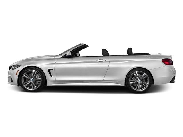 Mineral White Metallic 2017 BMW 4 Series Pictures 4 Series Convertible 2D 440i I6 Turbo photos side view
