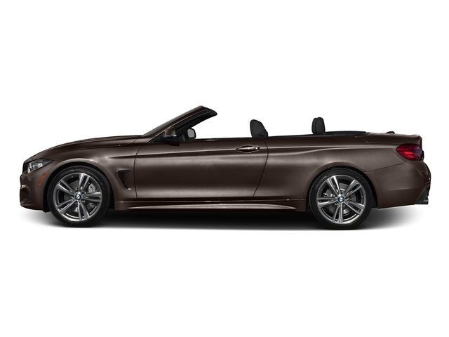 Sparkling Brown Metallic 2017 BMW 4 Series Pictures 4 Series Convertible 2D 440i I6 Turbo photos side view