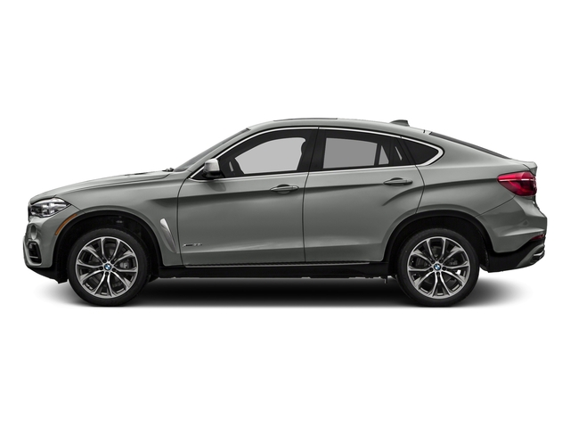 Space Gray Metallic 2017 BMW X6 Pictures X6 Utility 4D sDrive35i 2WD I6 Turbo photos side view