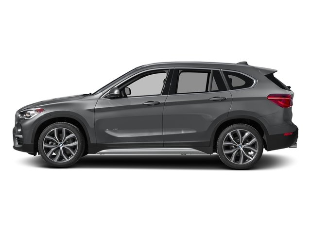 Mineral Gray Metallic 2017 BMW X1 Pictures X1 Utility 4D 28i 2WD I4 Turbo photos side view