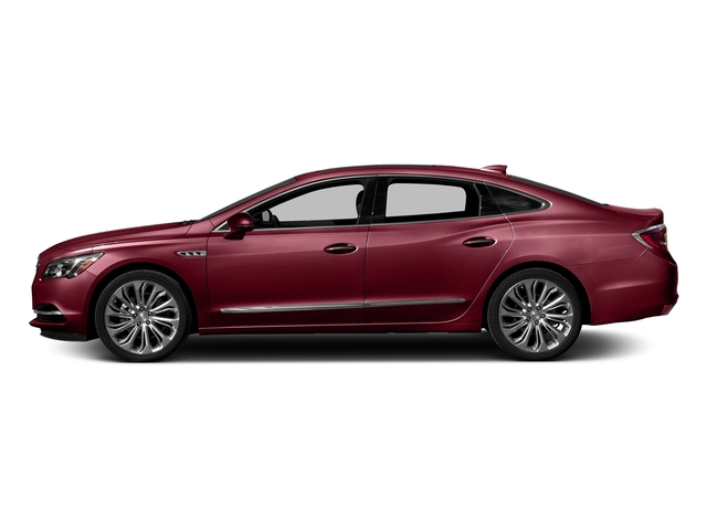 Crimson Red Tintcoat 2017 Buick LaCrosse Pictures LaCrosse 4dr Sdn Preferred FWD photos side view