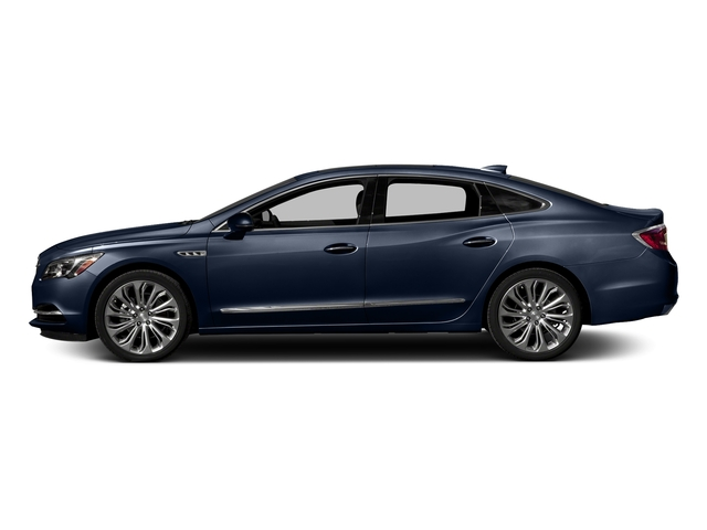 Dark Sapphire Blue Metallic 2017 Buick LaCrosse Pictures LaCrosse 4dr Sdn Preferred FWD photos side view