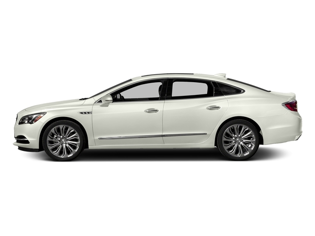 White Frost Tricoat 2017 Buick LaCrosse Pictures LaCrosse 4dr Sdn Preferred FWD photos side view