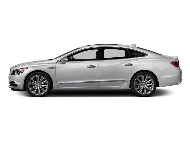 Quicksilver Metallic 2017 Buick LaCrosse Pictures LaCrosse 4dr Sdn Preferred FWD photos side view