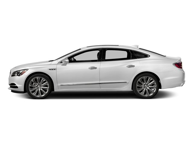 Summit White 2017 Buick LaCrosse Pictures LaCrosse 4dr Sdn Preferred FWD photos side view