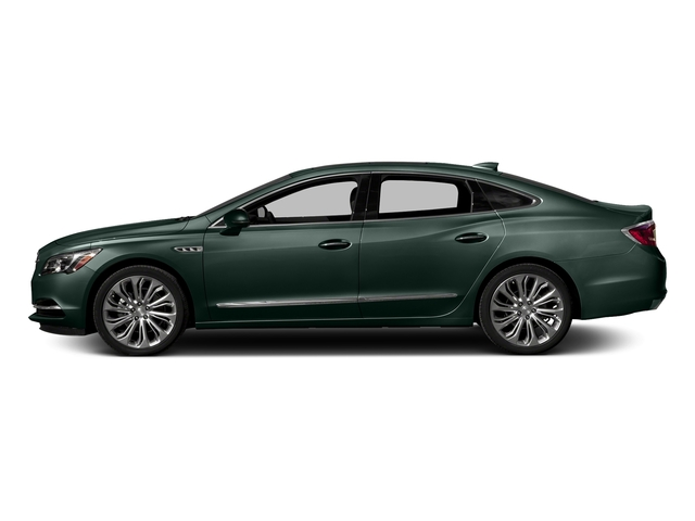 Dark Forest Green Metallic 2017 Buick LaCrosse Pictures LaCrosse 4dr Sdn Preferred FWD photos side view