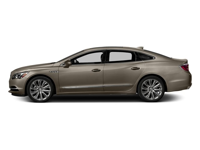 Pepperdust Metallic 2017 Buick LaCrosse Pictures LaCrosse 4dr Sdn Preferred FWD photos side view
