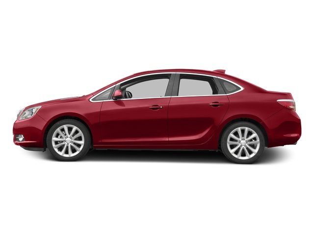Crystal Red Tintcoat 2017 Buick Verano Pictures Verano 4dr Sdn Sport Touring photos side view