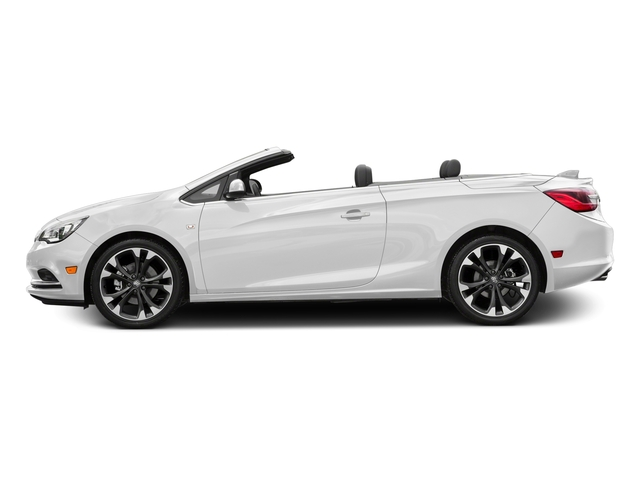Summit White 2017 Buick Cascada Pictures Cascada Convertible 2D 1SV I4 Turbo photos side view