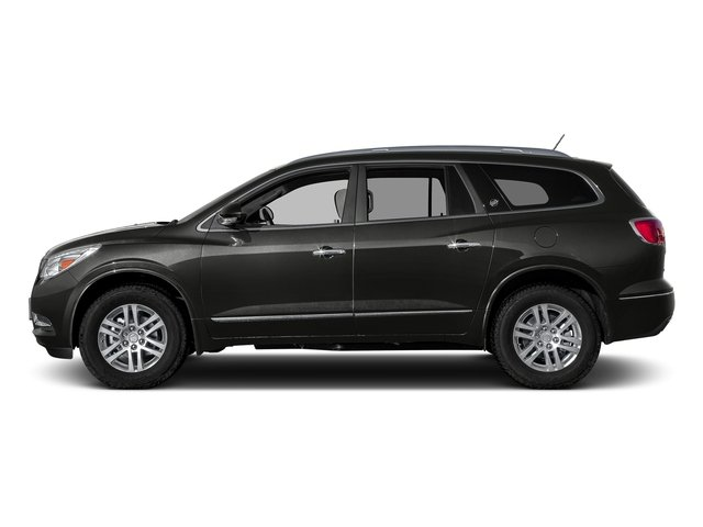 Iridium Metallic 2017 Buick Enclave Pictures Enclave Utility 4D Premium 2WD V6 photos side view