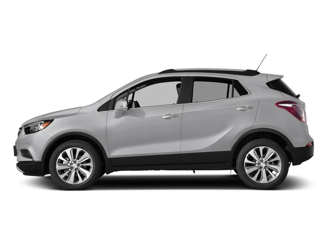 Quicksilver Metallic 2017 Buick Encore Pictures Encore AWD 4dr Preferred II photos side view