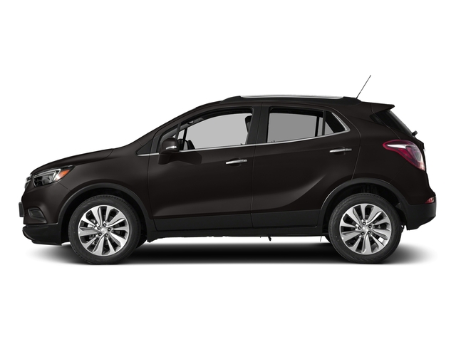 Ebony Twilight Metallic 2017 Buick Encore Pictures Encore AWD 4dr Preferred II photos side view