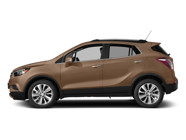 River Rock Metallic 2017 Buick Encore Pictures Encore AWD 4dr Preferred II photos side view