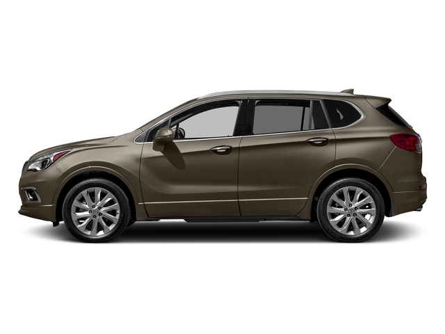 Bronze Alloy Metallic 2017 Buick Envision Pictures Envision AWD 4dr Essence photos side view