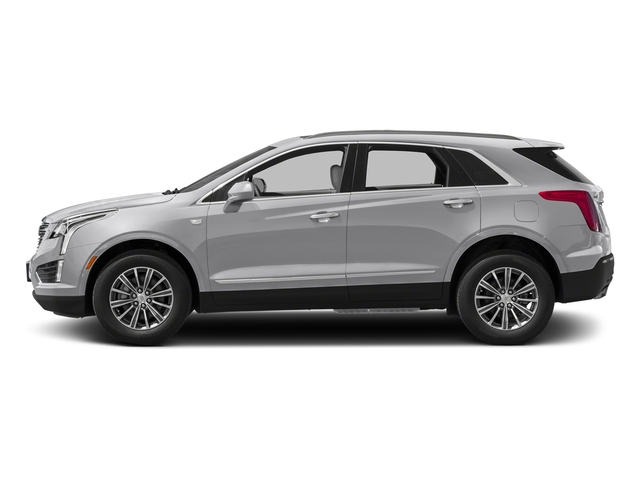 Radiant Silver Metallic 2017 Cadillac XT5 Pictures XT5 Utility 4D Premium Luxury 2WD V6 photos side view