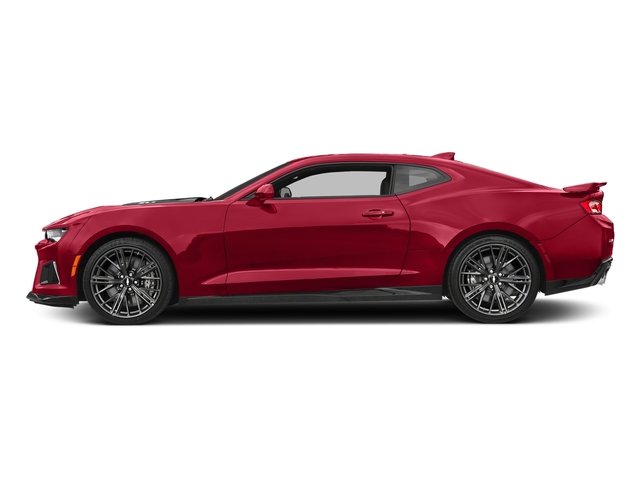 Red Hot 2017 Chevrolet Camaro Pictures Camaro 2dr Cpe ZL1 photos side view
