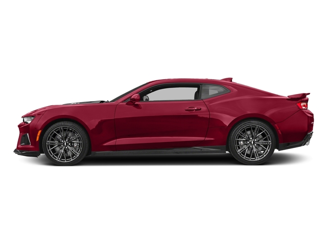 Garnet Red Tintcoat 2017 Chevrolet Camaro Pictures Camaro 2dr Cpe ZL1 photos side view